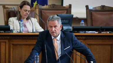 Кацаров даде на прокурор Борисов и двама здравни министри за детската болница