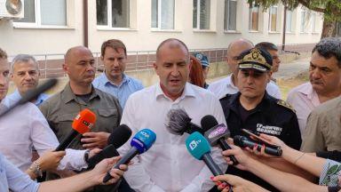 Радев ще направи консултации с партиите, обвърза втория мандат с  бюджета