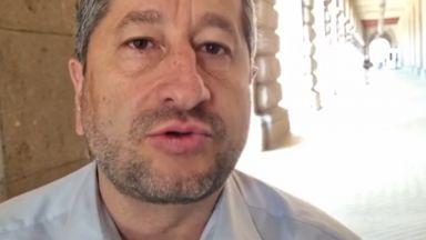 Иванов за насилието пред МС: Борисов, това е твоята демокрация, ако имаш съвест, поеми отговорност