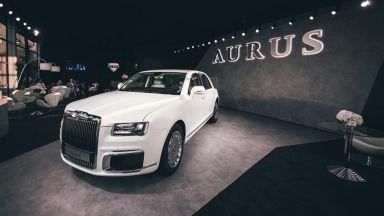 Руската компания Aurus ще прави луксозна кола на водород