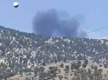 Руски самолет-амфибия, гасящ пожарите в Турция, се разби