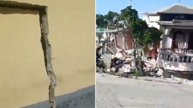 Moщни земетресения от 7 по Рихтер разтърсиха Хаити и Аляска, има загинали (видео)