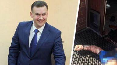 Застреляха кмета на родния град на Зеленски (снимки)