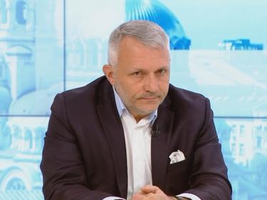 Хаджигенов: Илиев не е човекът, който ще направи каквото и да било, сам ликвидира шанса си