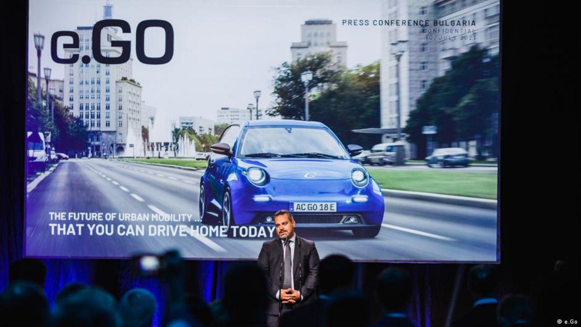 Компанията от Аахен промотира бъдеще в градската мобилност