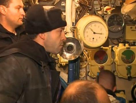Капитан Кукуров на последното плаване на