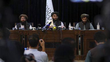 Първа пресконференция на талибаните: Много сме различни от преди 20 г., жените ще имат права