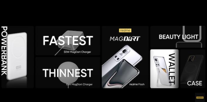Realme MagDart