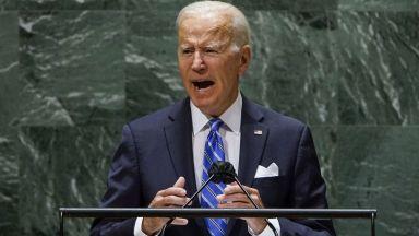 Байдън пред ООН: Глобалното общество е в преломна точка, не се стремим към Студена война