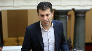 Кирил Петков: При ново затваряне 430 млн. лева няма да стигнат за стария дизайн на 60/40