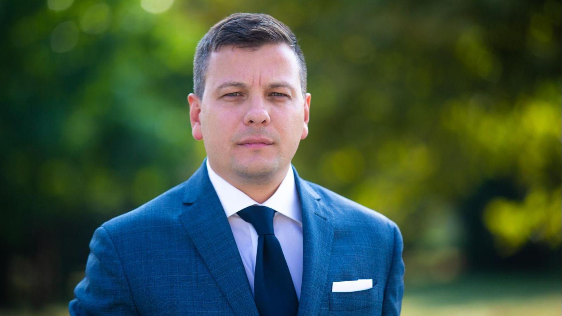 """Боян Томов, основател на портала TheMayor.EU и председател на сдружение """"Евро Адванс""""."""