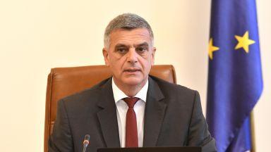 Стефан Янев: Не сме се забавили с реакцията с кораба край Камен бряг