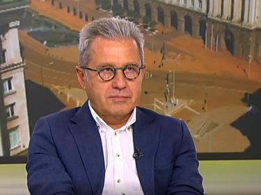 Йордан Цонев: Зад ПП стои същият кръг, който наложи ГЕРБ през 2009 г.