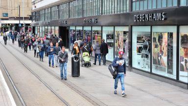 Великобритания губи 83% от универсалните магазини
