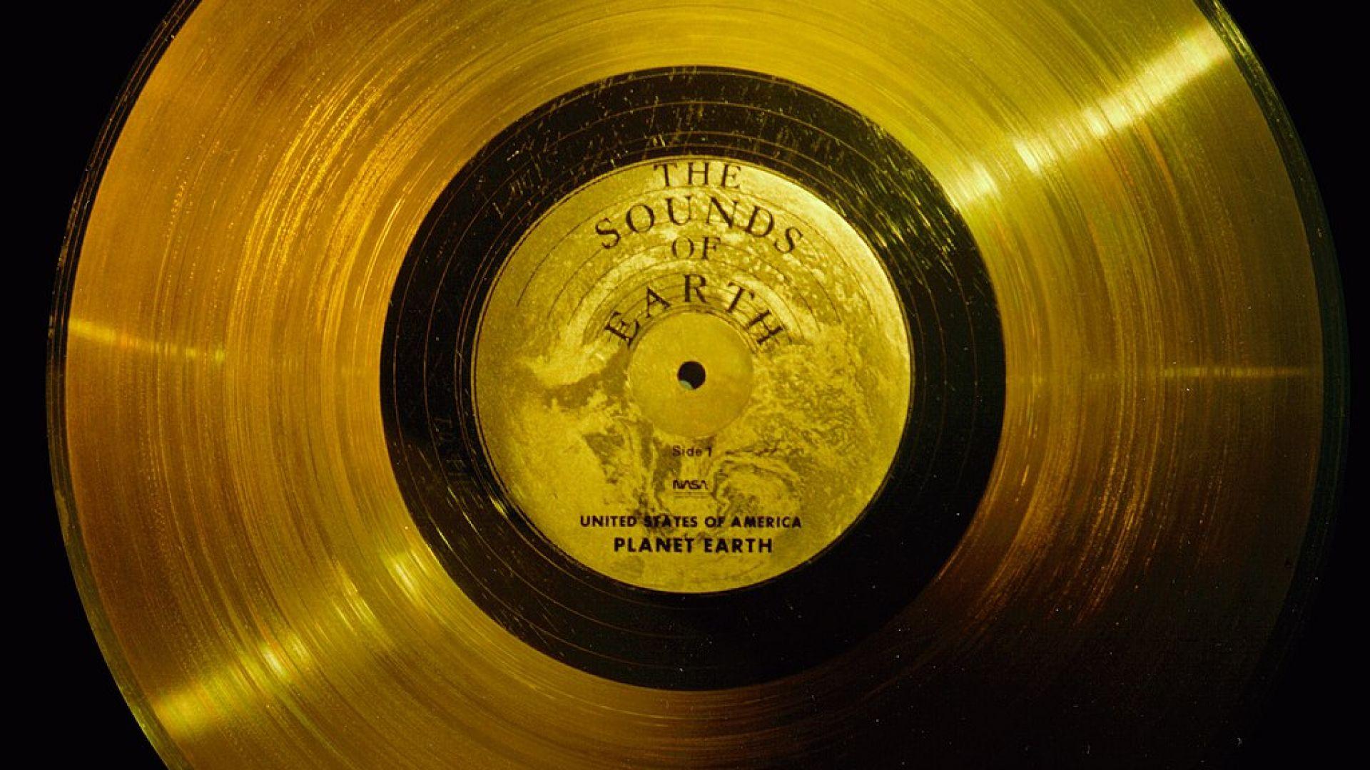Златната плоча на