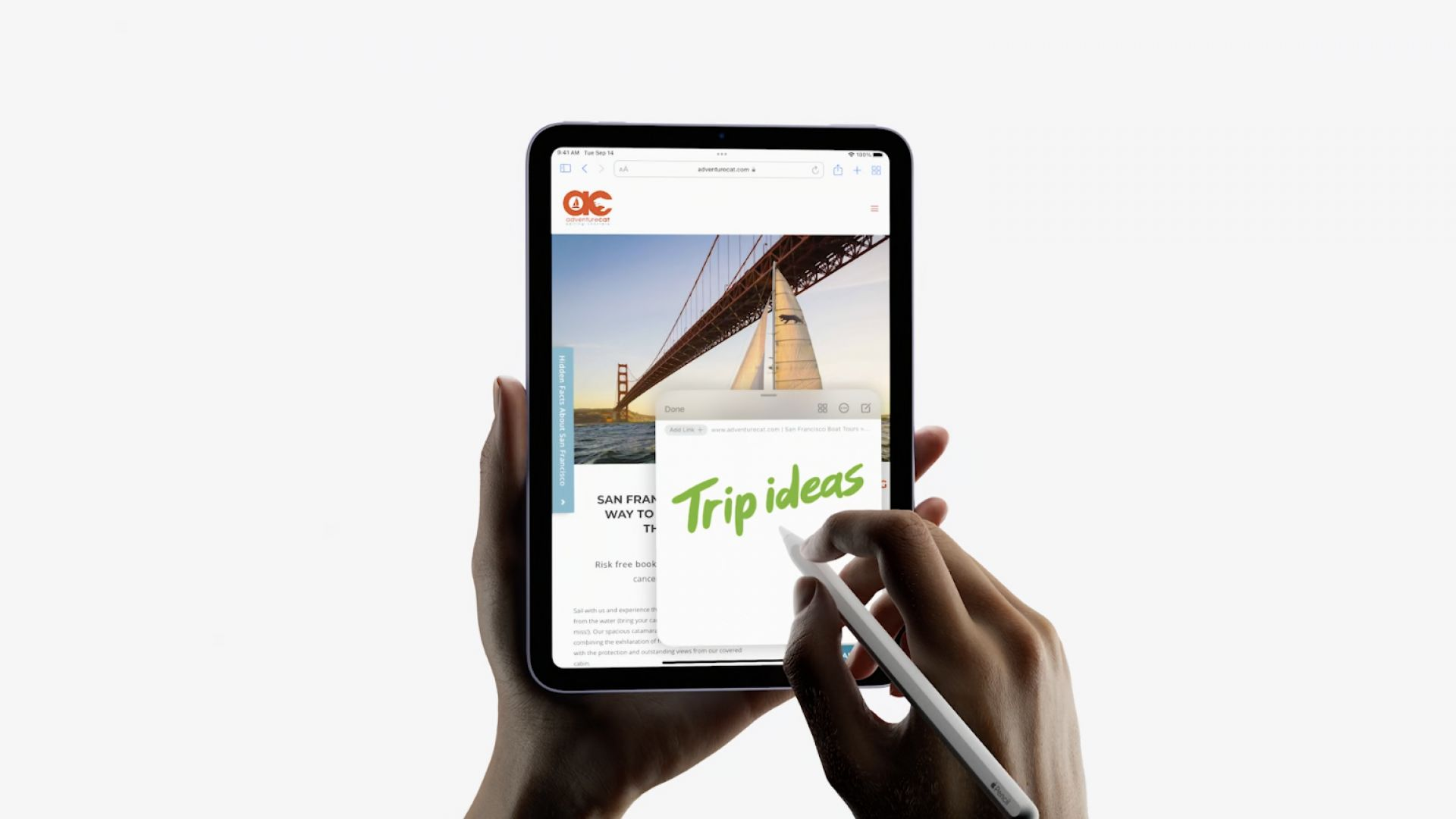 Новият iPad mini работи с магнитен стилус
