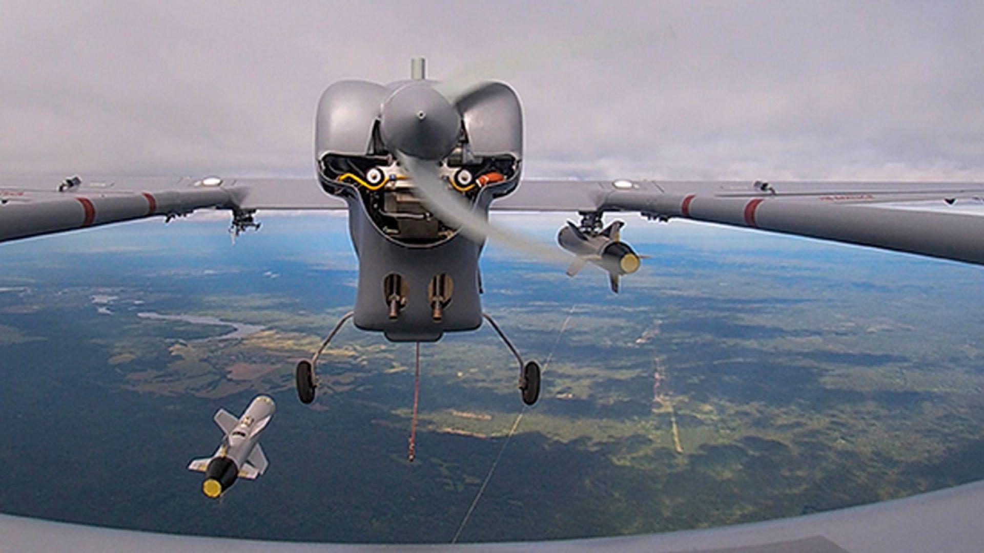 Бойният дрон