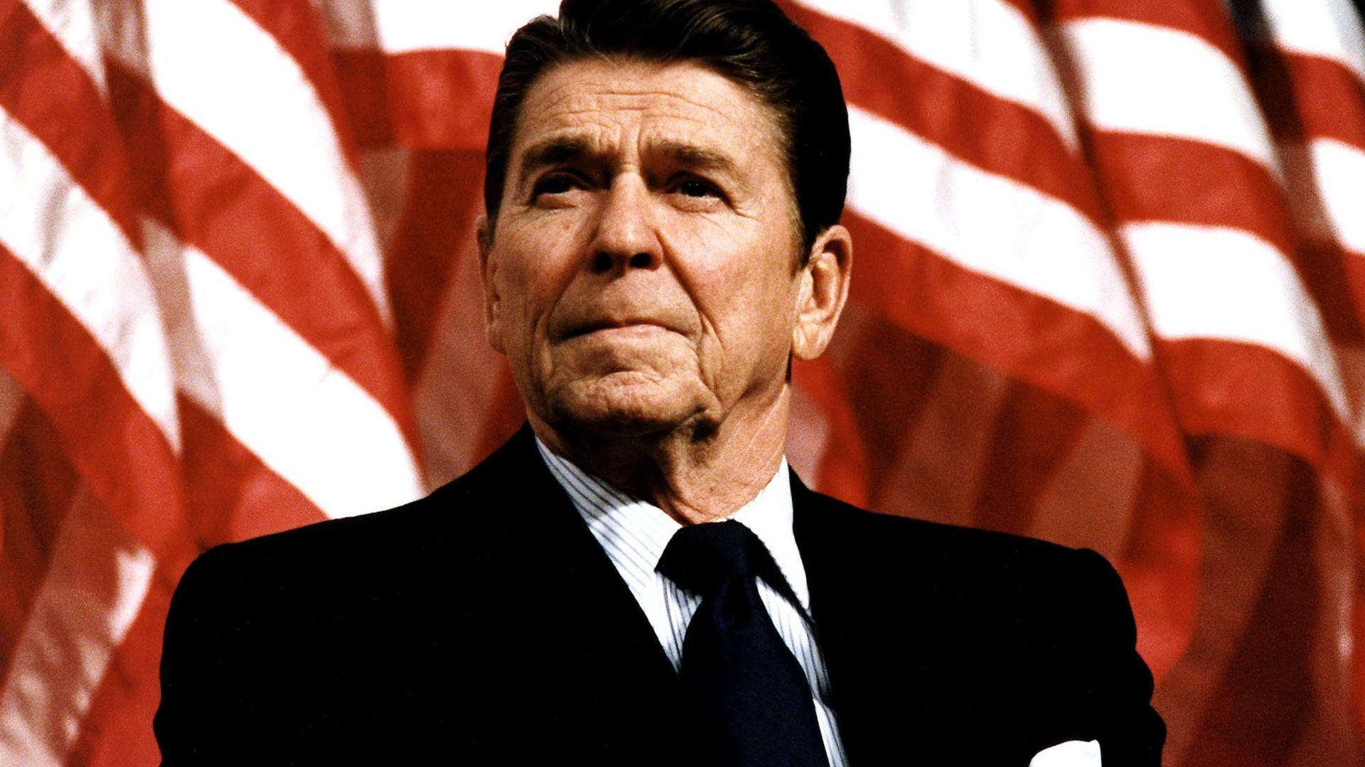 Роналд Рейгън смята, че битката между САЩ и СССР е