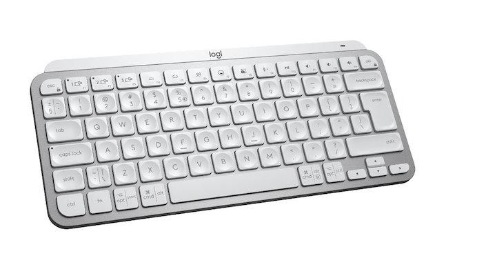 MX Keys Mini Pale Grey