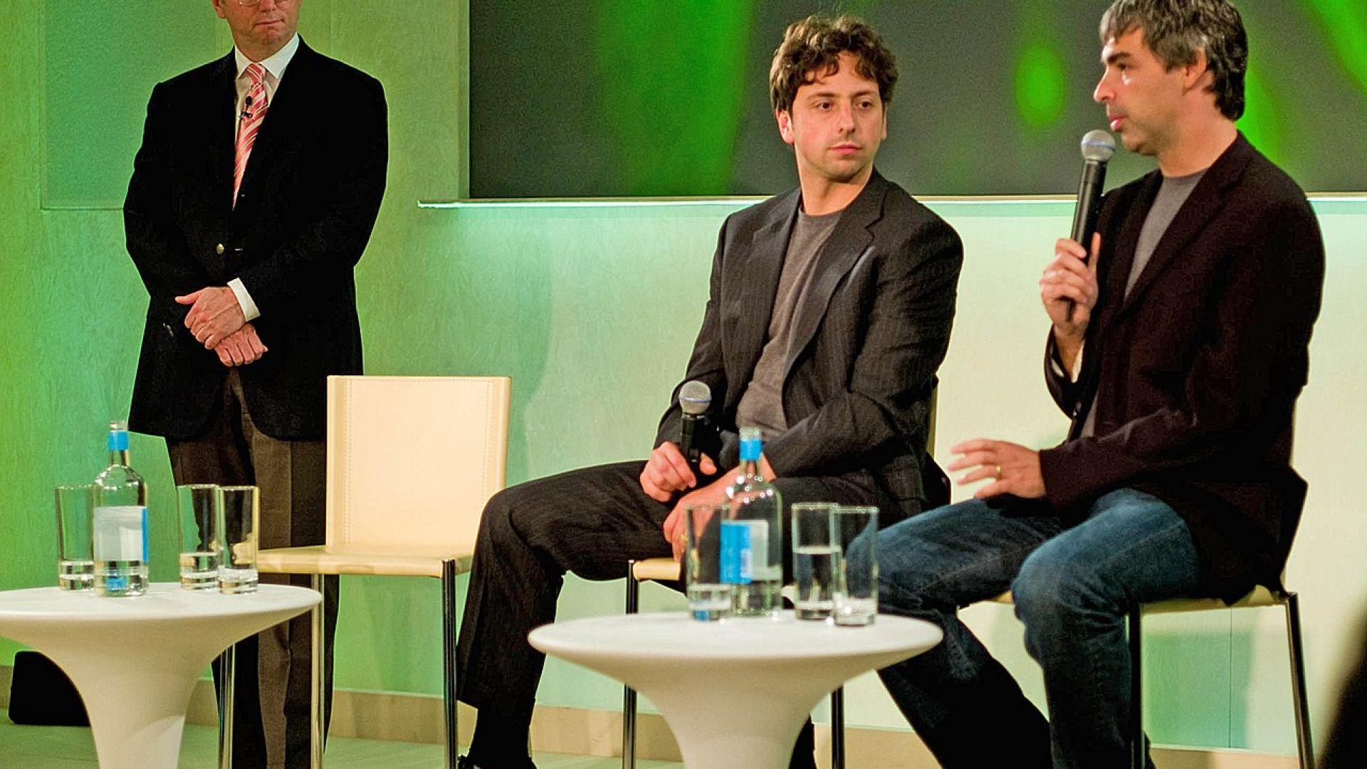 Сергей Брин и Лари Пейдж напускат университета, за да създадат Google