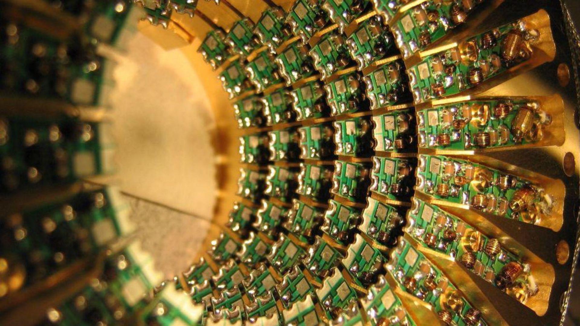 Google заема водещо място в областта на квантовите компютри