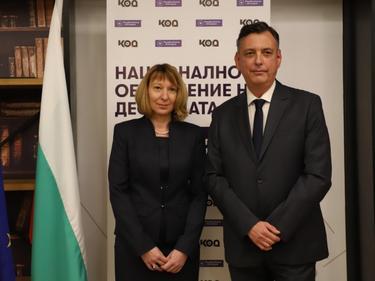 Журналистът Горан Благоев е кандидат-президентът на Цветанов и Москов