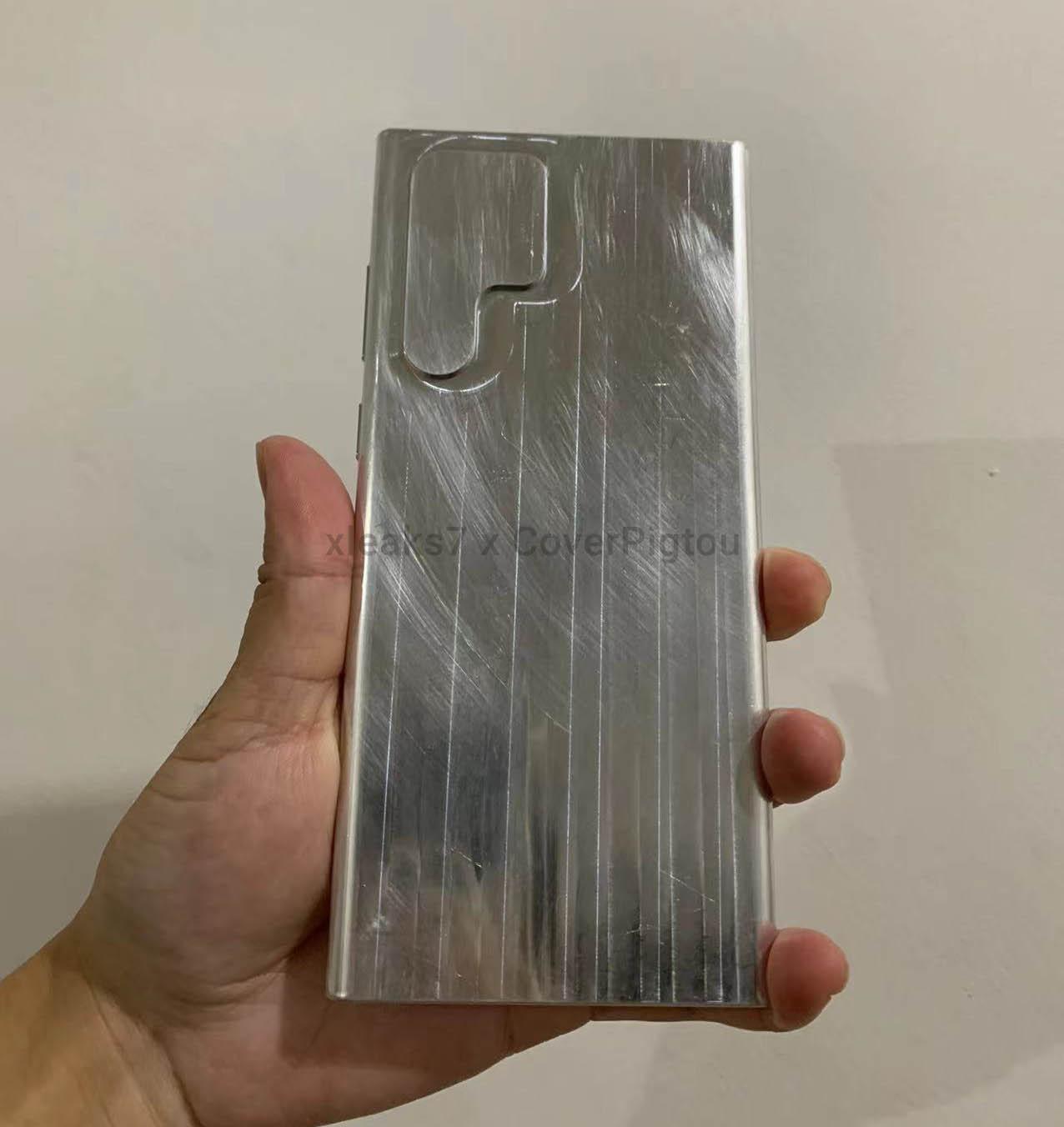 Cover smartphone Samsung Galaxy S22 Ultra