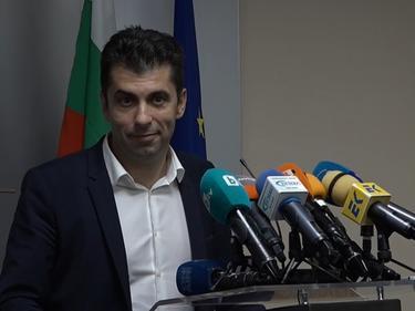 Петков с коментар за кандидатурата на Ицо Хазарта