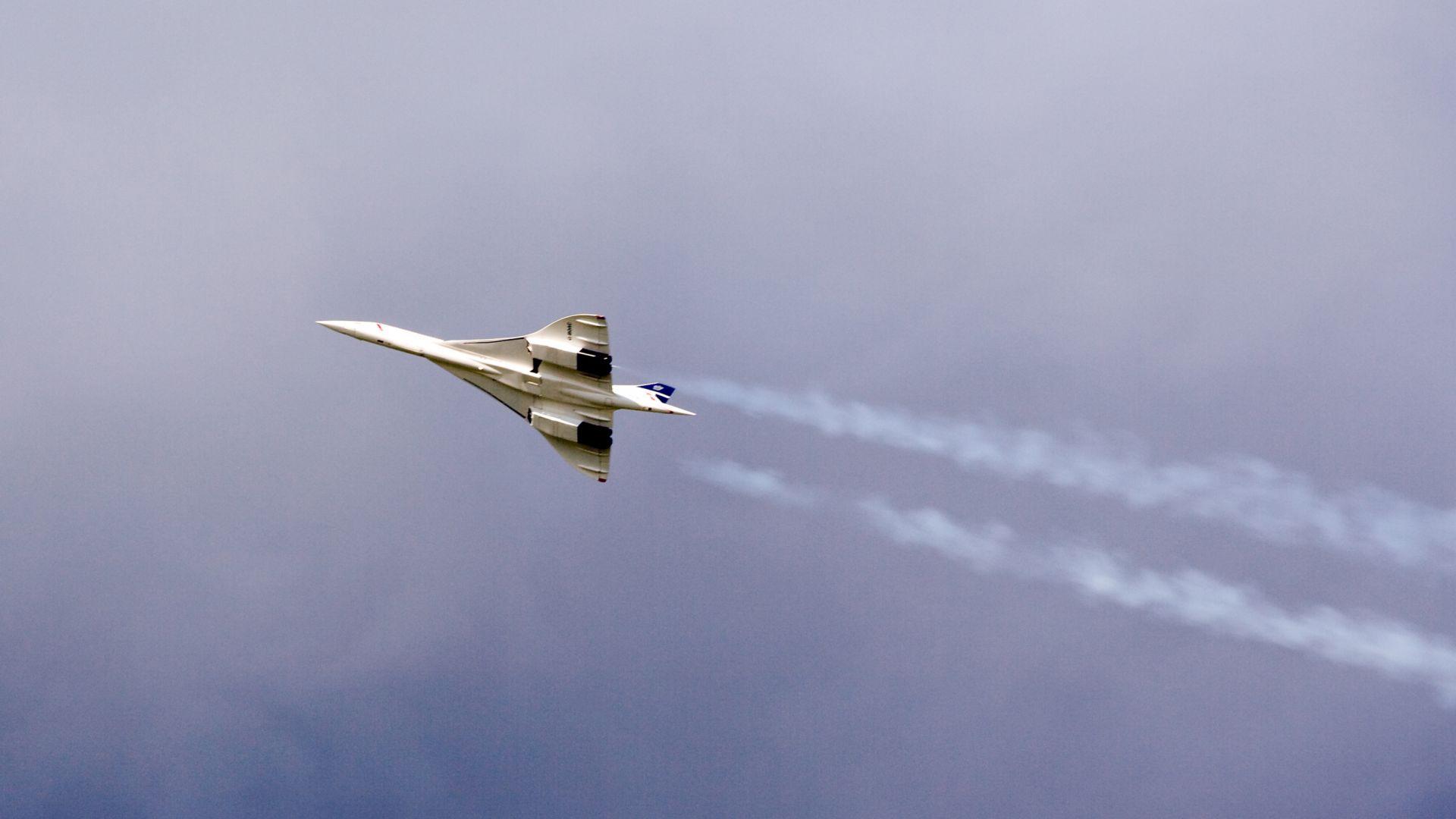 Свръхзвуковият самолет