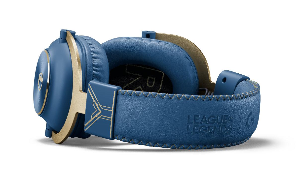 High Resolution PNG-Pro Headset LoL Flat 2